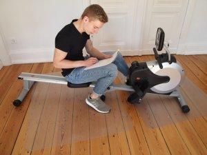 Rudergerät AsVIVA RA11 Rower