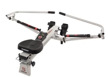 Hammer Rudergerät Rower Cobra, 150 x 166 x 50 cm -
