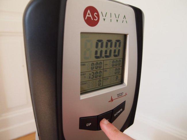 Computer asvivia Rudergerät ra11