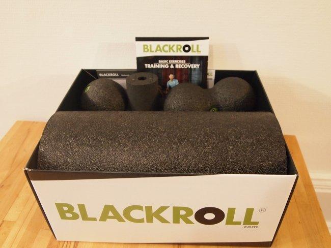 Blackroll Blackbox Set Faszien Set
