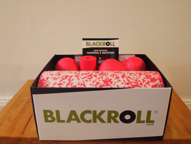 Blackroll Blackbox set Faszien set