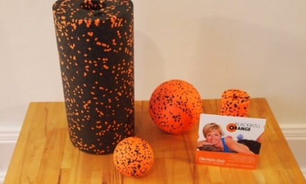 Blackroll Orange Faszien Set im Test