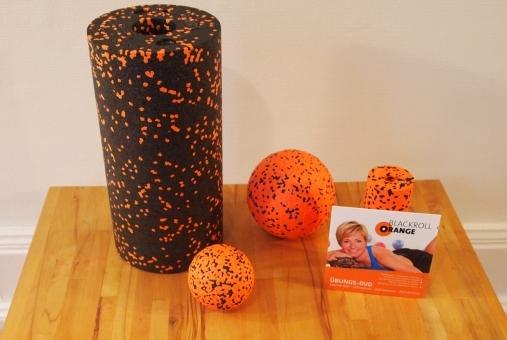 Blackroll Orange Faszien Set im Test