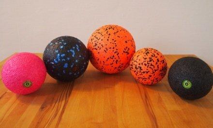 Faszienball/Blackroll Ball im Test – Blackroll Ball am besten?