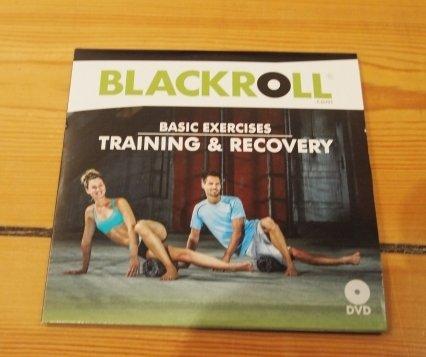 Faszientrainig DVD Blackroll
