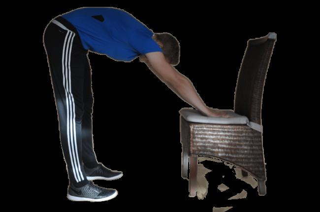 Faszientraining Rücken - Rückenfaszien dehnen