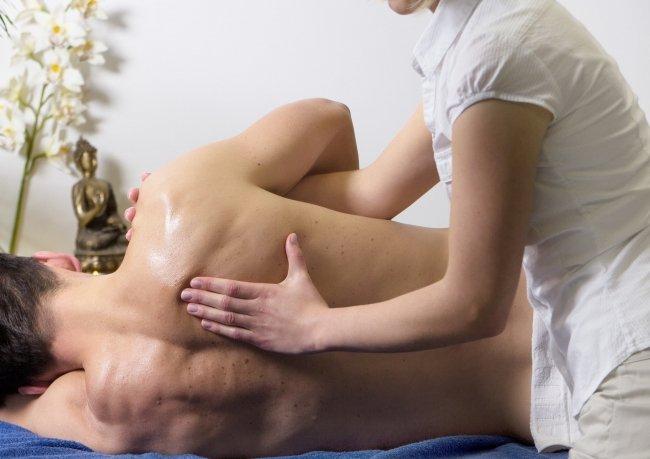 Faszien Rolfing Faszienmassage
