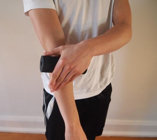 Faszientraining Arm