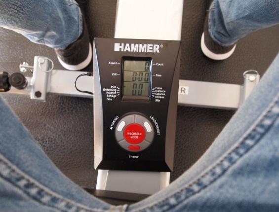 Hammer Rudergerät Computer