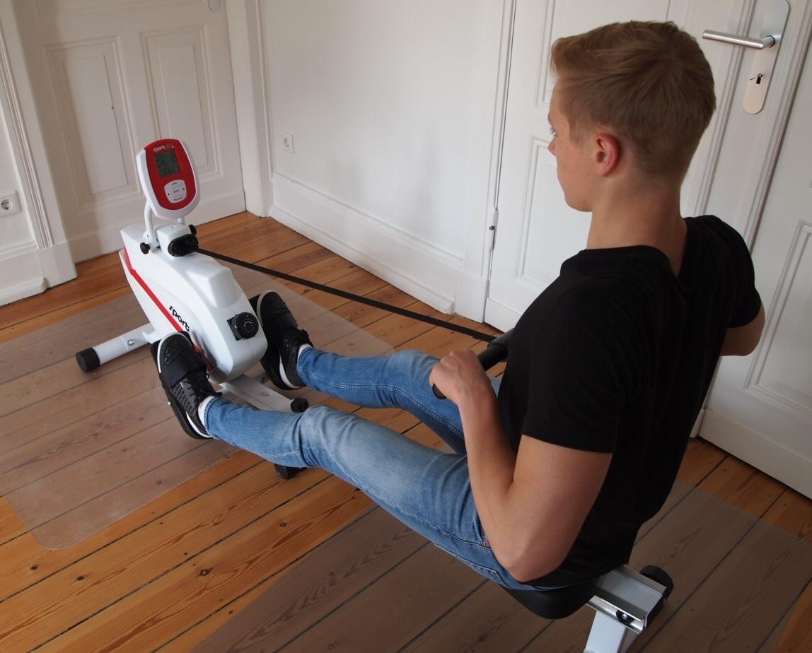 Sportplus Rudermaschine Rudern
