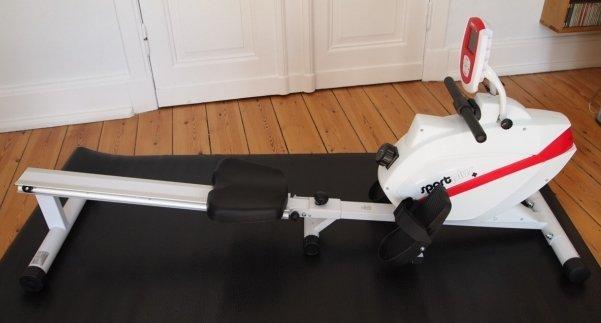 Sportplus Rudermaschine SP-MR-008