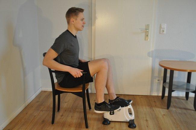 Mini Heimtrainer von Ultrasport