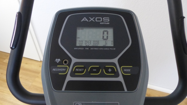 Computer des Axos Cycle M