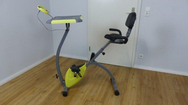 Intey Heimtrainer Material