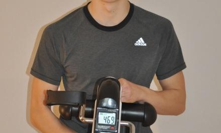 Mini Heimtrainer – Ultrasport Mini Bike