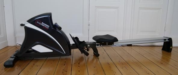 Hammer Rudergerät cobra xtr test