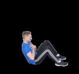 Sport Zuhause - Situps
