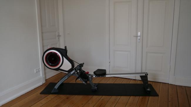 Qualität Sportplus Rudermaschine