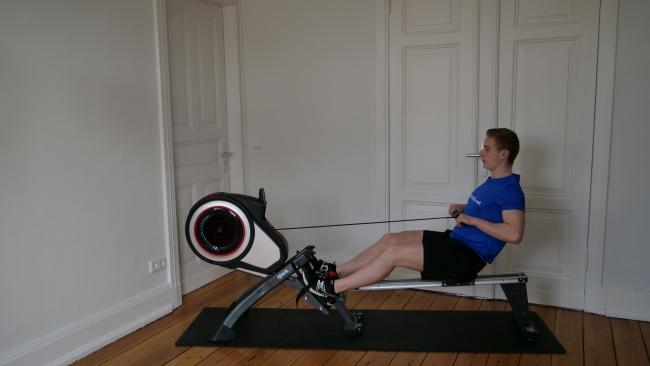 Sportplus Rudergerät test