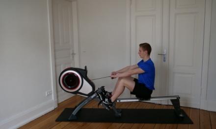 Rudergerät Training – Trainingspläne und Tipps