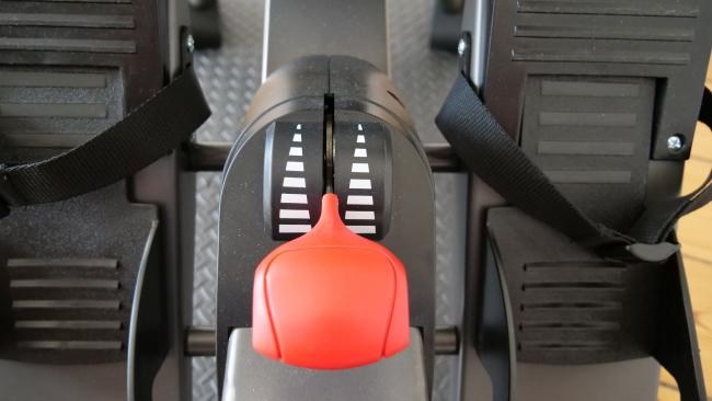 Widerstand Sportplus Rudermaschine