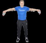 Sport Zuhause - Schultertraining