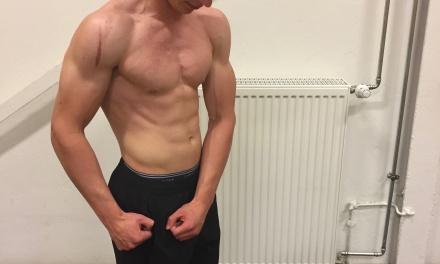 Muskelaufbau zuhause – So geht's!
