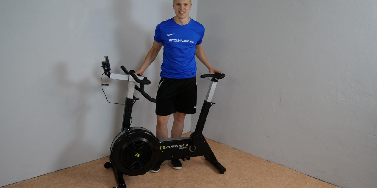 Concept2 Bike Erg im Test