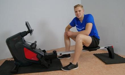 Fitness Rudergerät für zuhause – die Fitness Zauberformel!