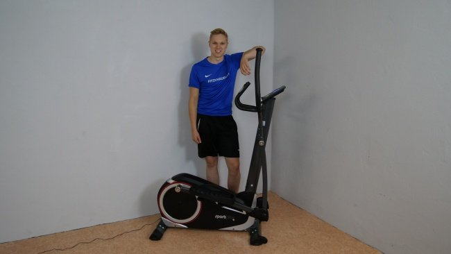 Sportplus Ellispentrainer crosstrainer