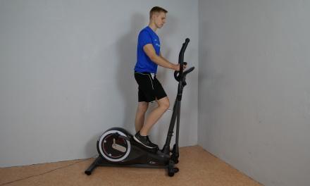 Sportstech Crosstrainer CX625 im Test – hat er uns überzeugt?
