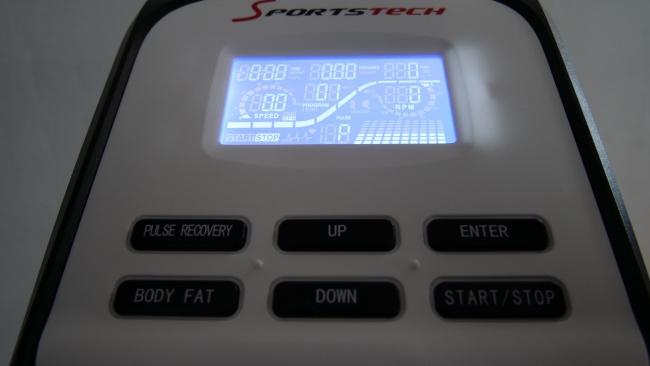 Sportstech crosstrainer cx 625