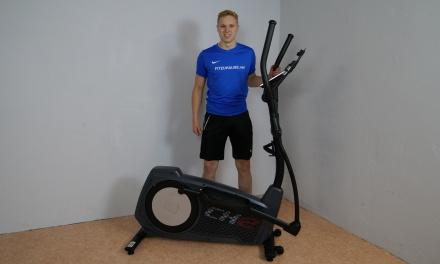 Crosstrainer Sportstech CX2 im Test