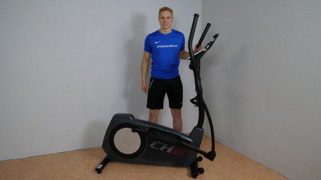 Sportstech Ellispentrainer crosstrainer