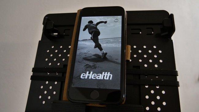 Sportstech Ellispentrainer crosstrainer app