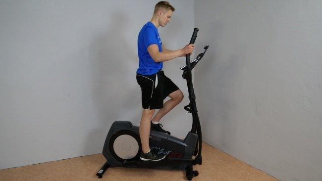Sportstech crosstrainer ellipsentrainer