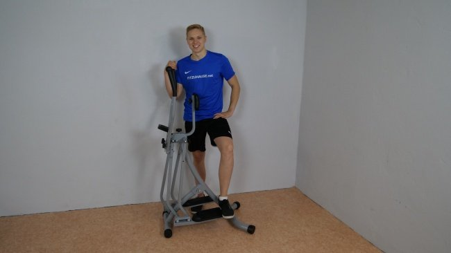 christopeit Crosstrainer ellipsentrainer