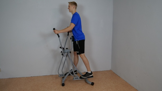 christopeit Crosstrainer ellipsentrainer.
