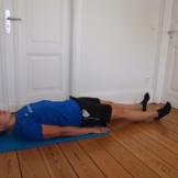 Hamstring Training Zuhause
