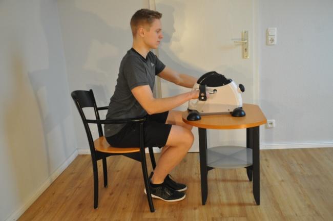 pedaltrainer test