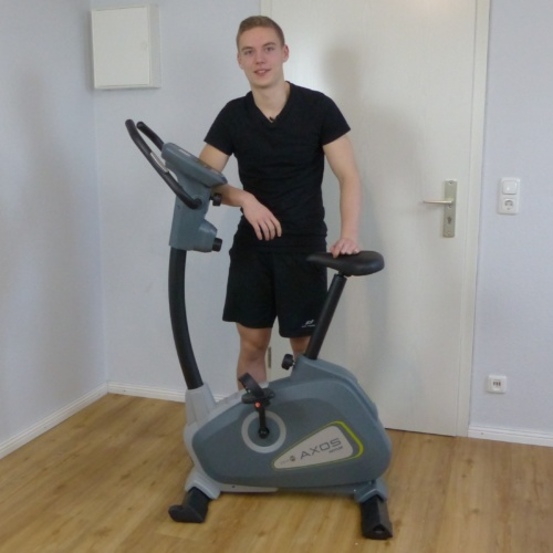 ➣ kettler axos cycle m heimtrainer pers�nlich getestet!kettler axos cycle m heimtrainer