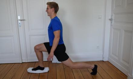 Knie stabilisieren: Die besten Übungen für den Muskelaufbau für das Knie
