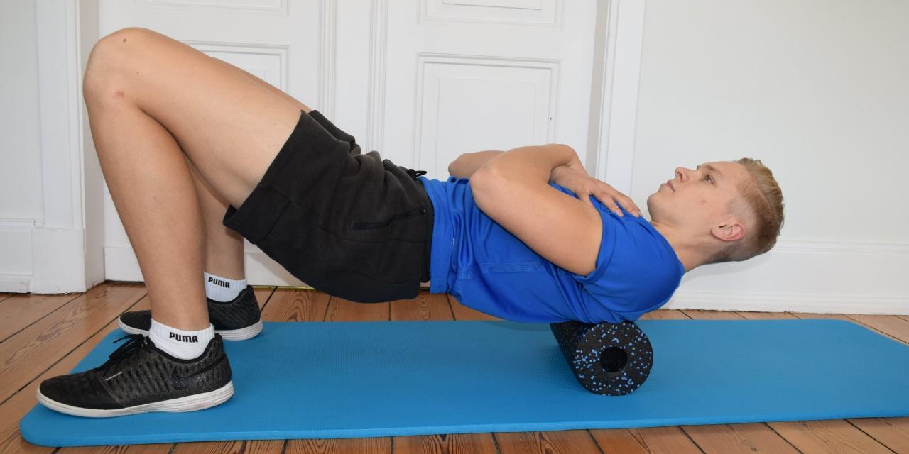 Faszienmassage gegen deine Schmerzen – Behandlung verklebter Faszien