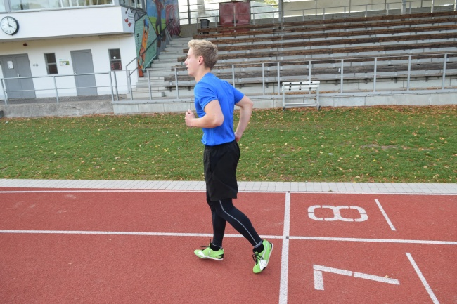 Intervalltraining joggen