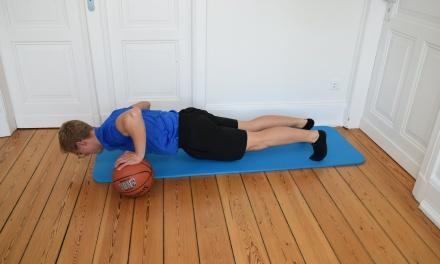 Übungen für zuhause – den ganzen Körper zuhause trainieren