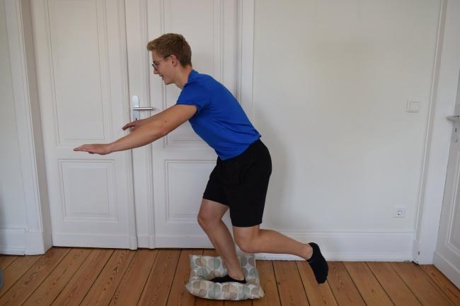 Übungen für das Knie