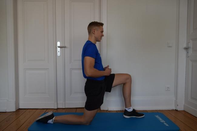 Stretching - Oberschenkel