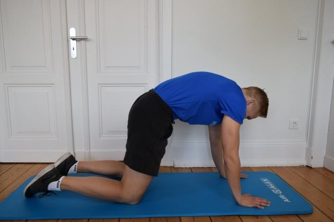 Stretching - dynamisches dehnen