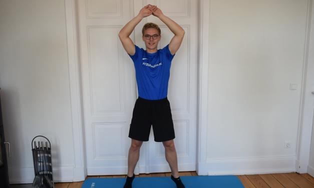 Der Hampelmann – Springend zum fitten Körper!