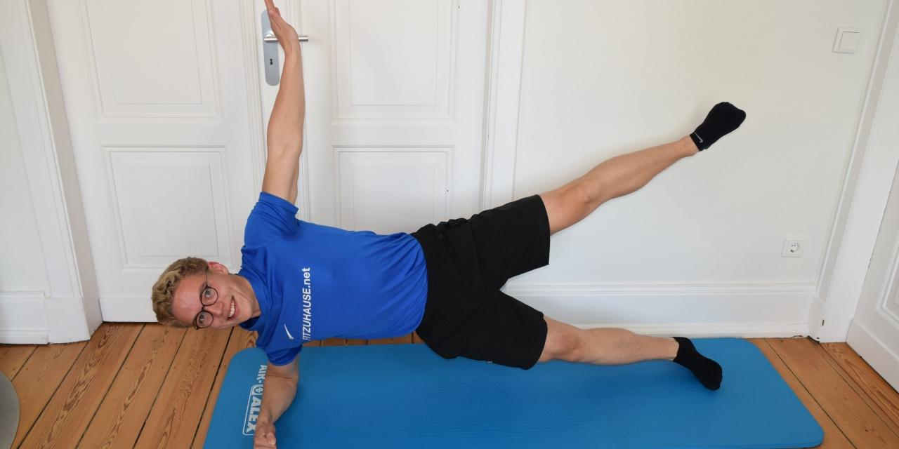 """Stabilisationsübungen – Ein """"Muss"""" für jeden Sportler"""